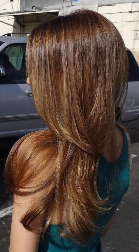 Стрижки 2015 для длинных волос (4)