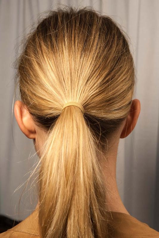 Укладка волос 2015