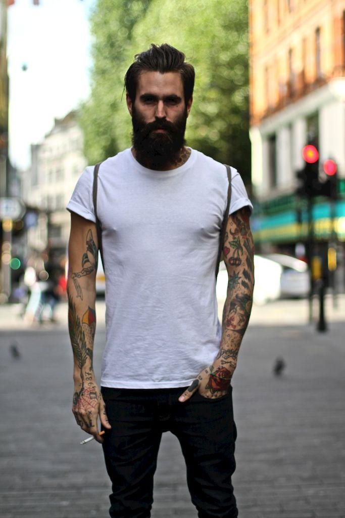 Как стричь, брить бороду?