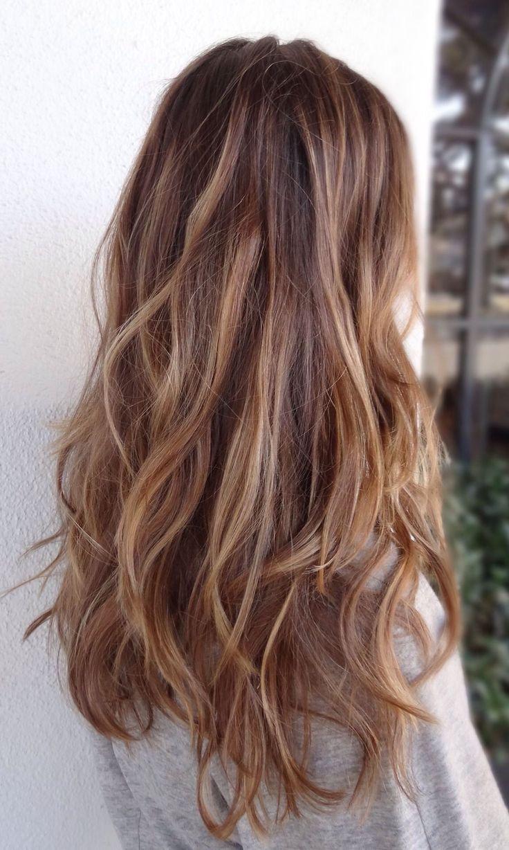 Русая краска для волос, фото