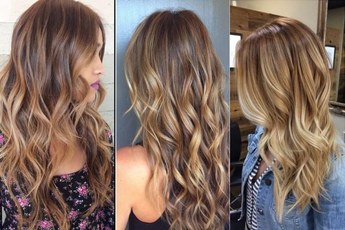 Мелирование волос 2015