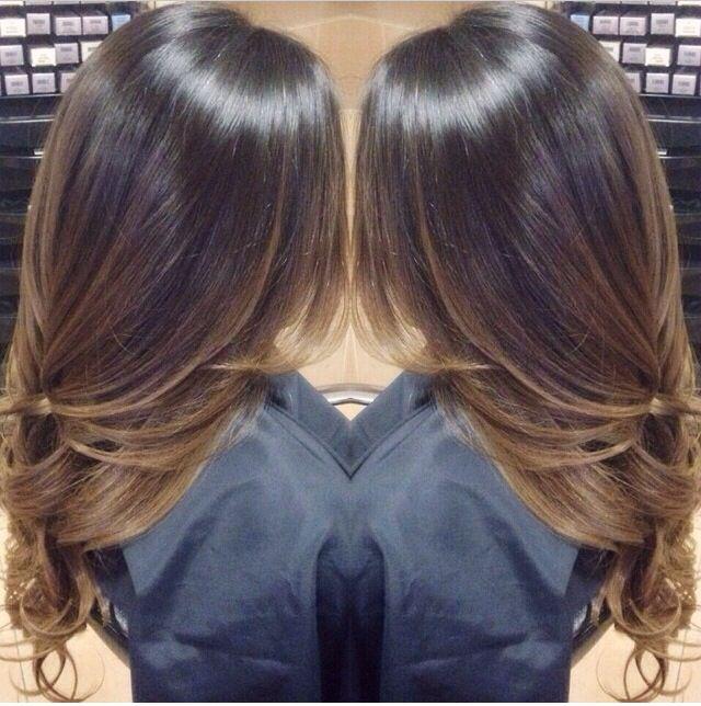 Цвет волос 2016 года