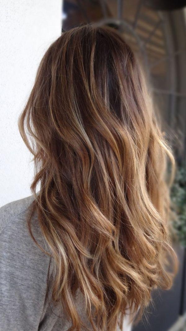 Модные стрижки 2016 на длинные волосы