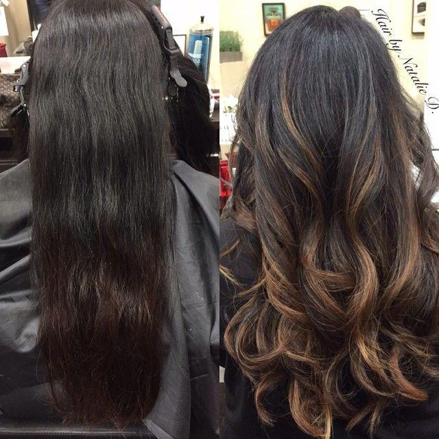 Черная краска для волос