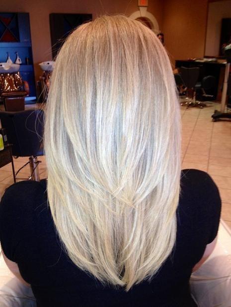 Каскад волос 2016