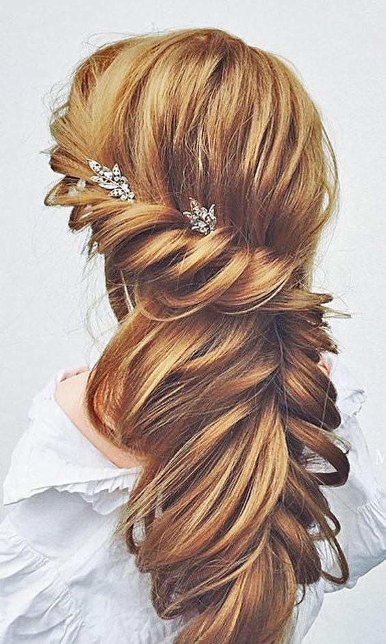 Челки 2016 на длинные волосы