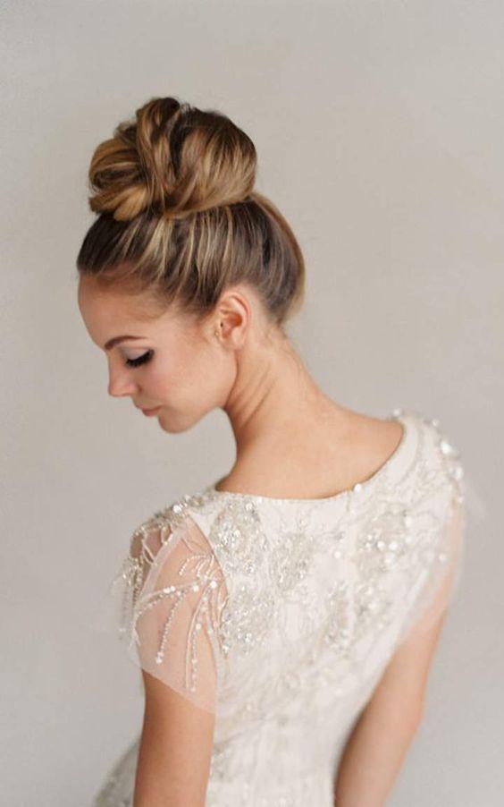Свадебные прически 2017: тренды