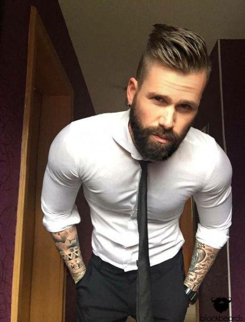 Прически и стрижки для мужчин 2017