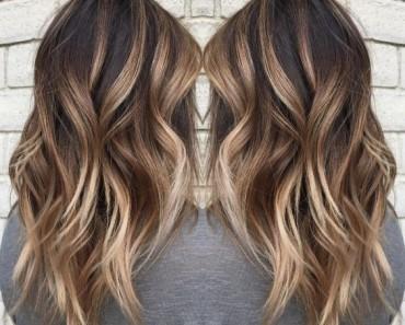 Как сделать тёмные волосы светлее