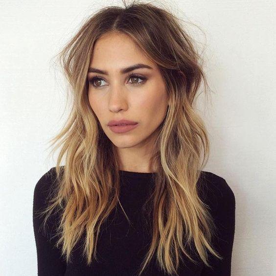 Стрижки волос весна 2017