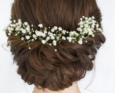 Свадебные прически для длинных волос 2017