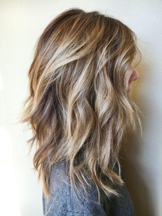 Вечерние прически для средних волос 2017