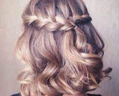 Модное окрашивание 2017 на средние волосы