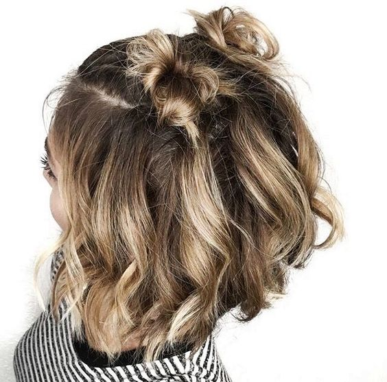 Окрашивание русых волос 2017