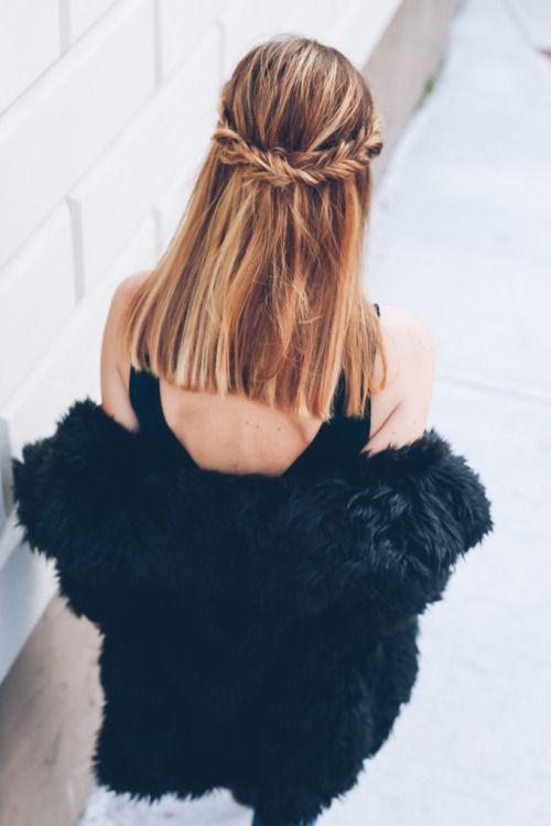 Модные косы 2017