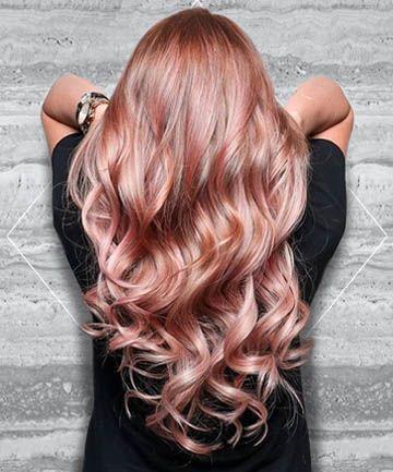 Покраска волос 2017: модные тенденции, фото