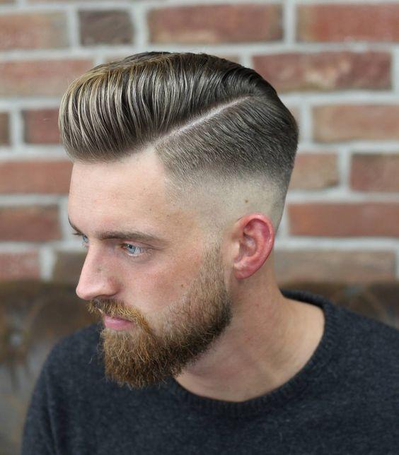 Мужские стрижки 2017 на короткие волосы