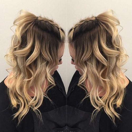 Цвет волос зима 2018