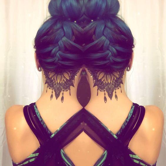 Косы на волосы с челкой