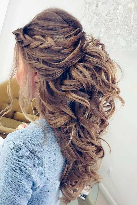 Прически на длинные волосы осень 2017/2018