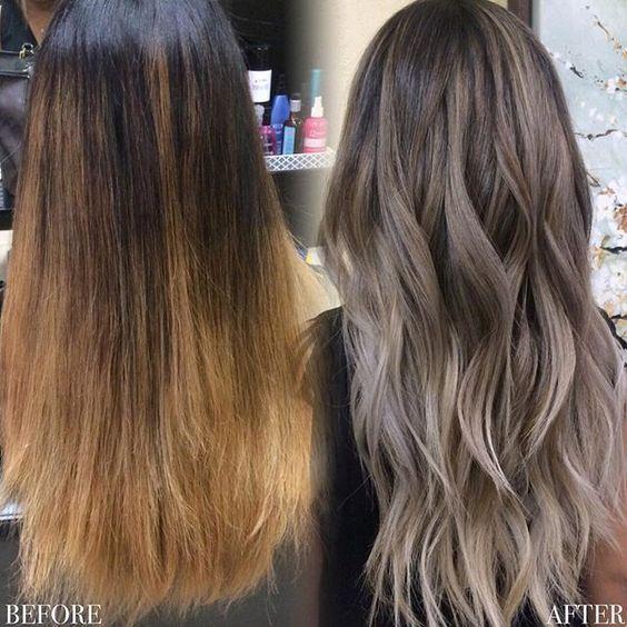 Стрижки на длинные волосы 2018