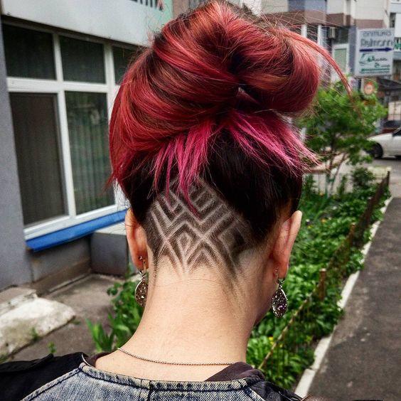 Причёски весна 2018