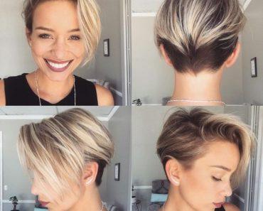 Быстрые причёски на короткие волосы