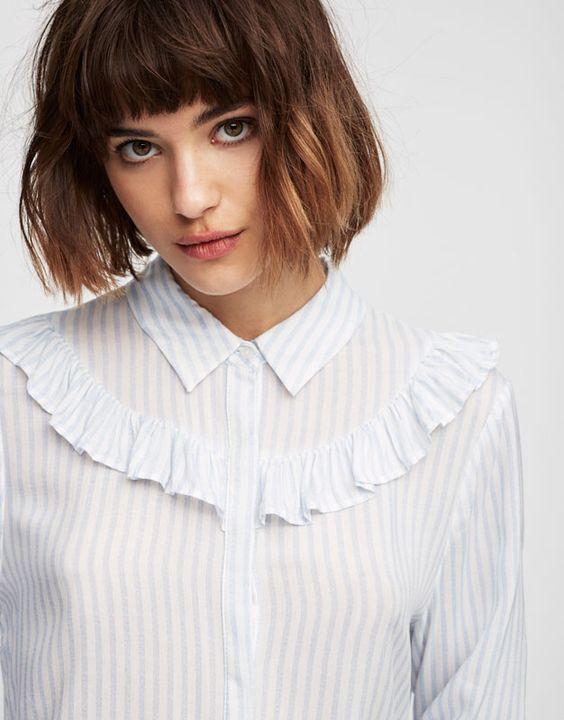Окрашивание коротких волос 2018