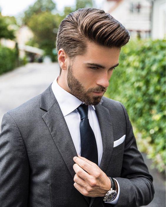 Тенденции мужских стрижек 2018