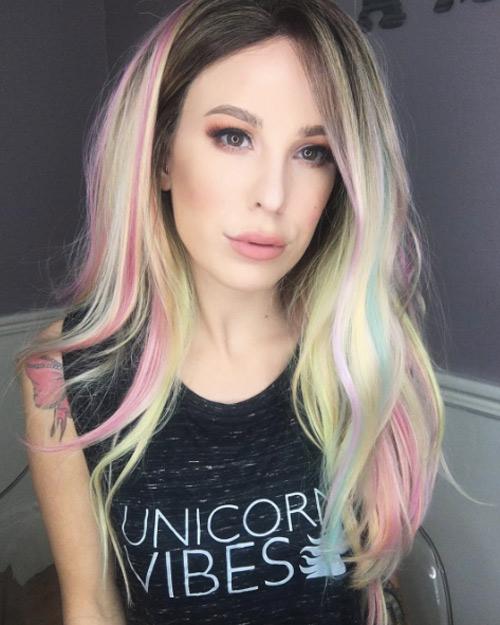 Темный блонд