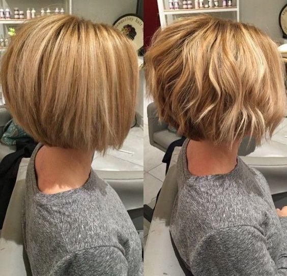 Модное окрашивание 2018 на средние волосы