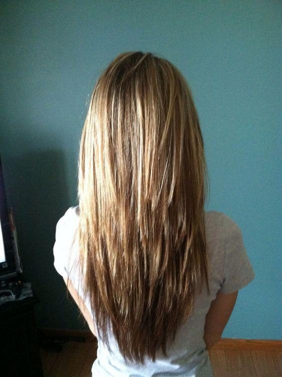 Темно-карамельный цвет волос (46)