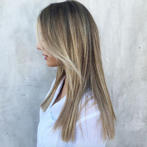 Цвет волос весна 2018 (80)