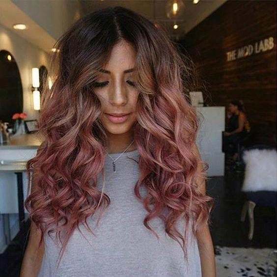 Цвет волос весна 2018 (64)
