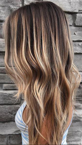 Цвет волос весна 2018 (52)