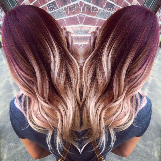 Цвет волос весна 2018 (44)
