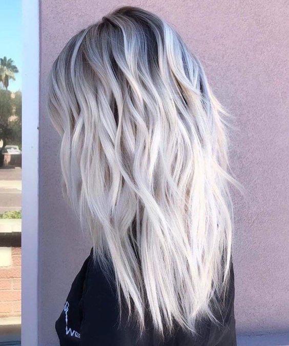 Цвет волос весна 2018 (37)