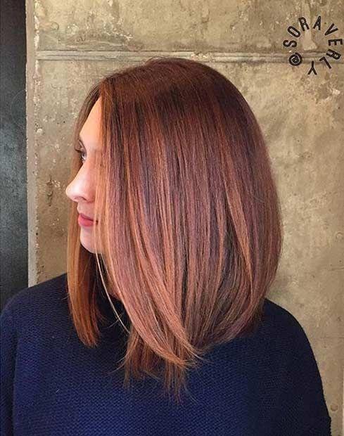 Цвет волос весна 2018 (36)