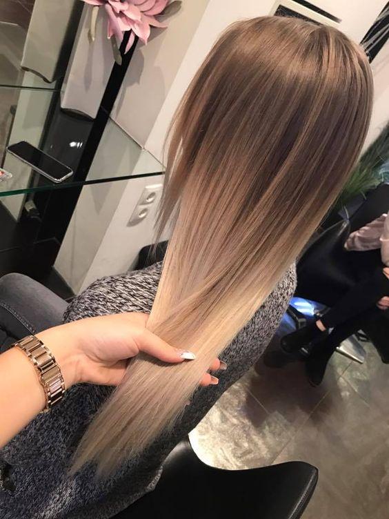 Цвет волос весна 2018 (23)