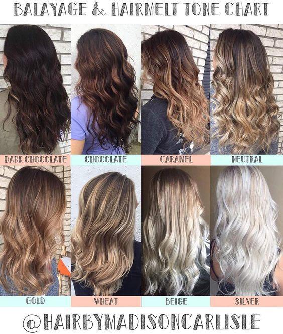 Темно-карамельный цвет волос (6)