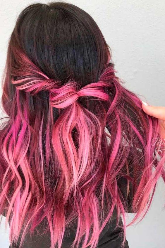 Цвет волос осень 2019 (57)