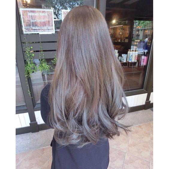 Натуральный русый цвет волос фото (17)