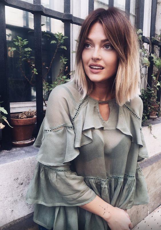 Цвет волос лето 2018 (93)