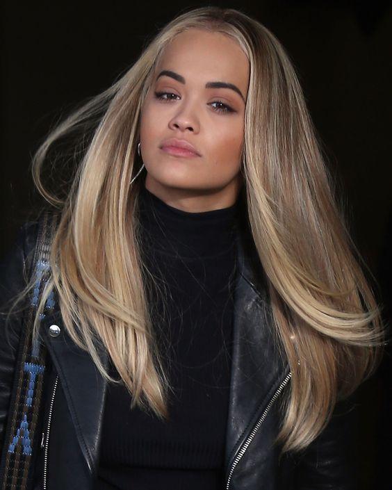 Натуральный светлый цвет волос (30)