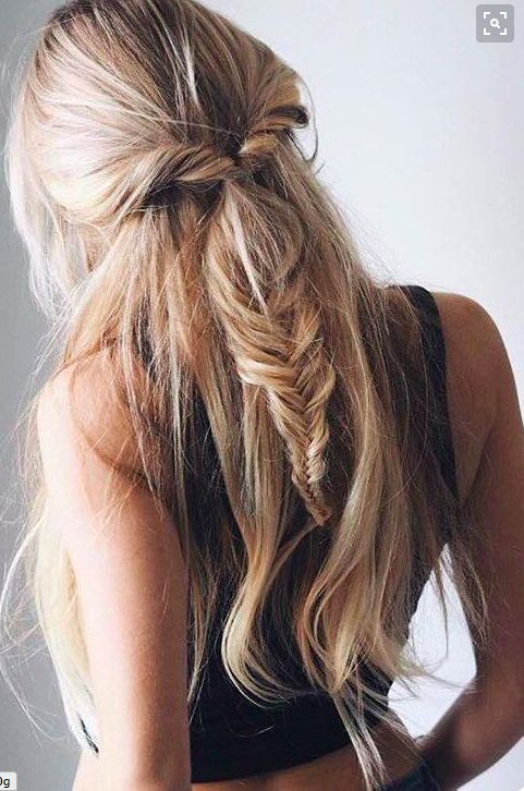 Стрижки на длинные волосы лето 2018 (46)
