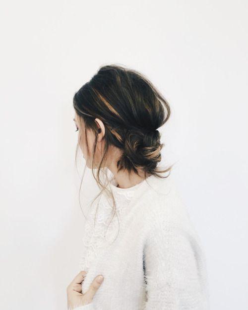 Стрижки на средние волосы осень 2018-2019 (66)