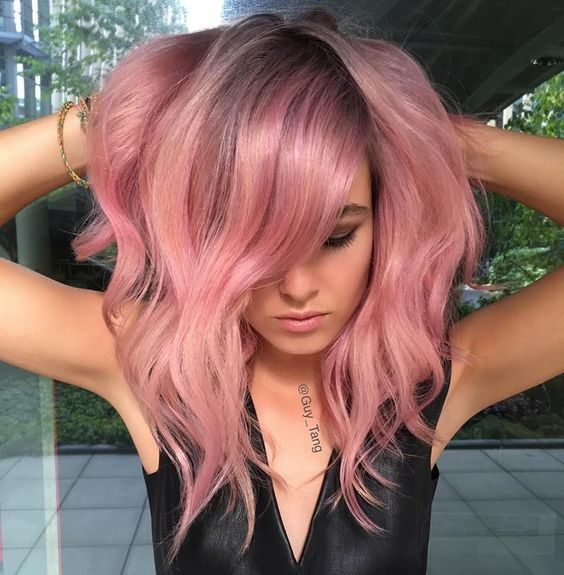 Цвет волос лето 2018 (46)