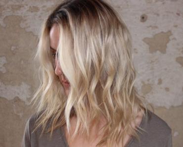 Натуральный блонд цвет волос (1)