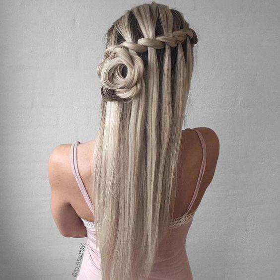 Натуральный блонд цвет волос (16)