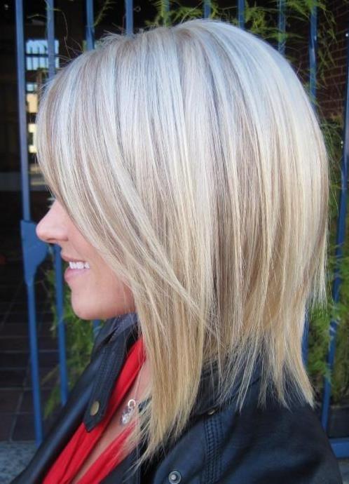 Натуральный блонд цвет волос (52)